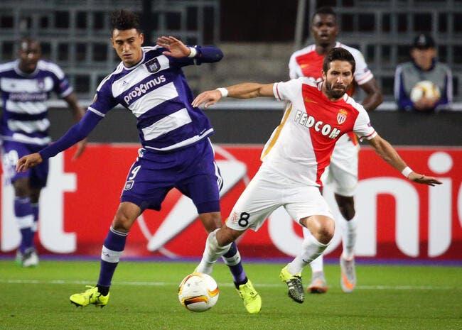Monaco sauve un point dans la douleur