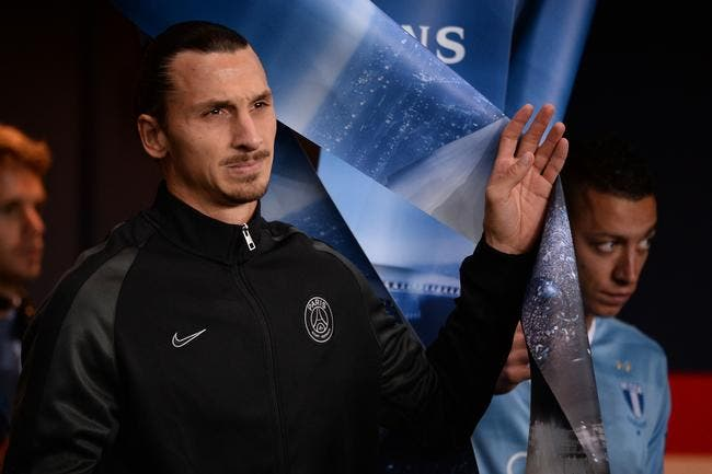 Pour Malmö-PSG, Ibrahimovic voit les choses en grand écran