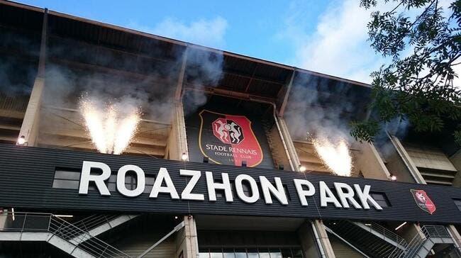 Rennes inaugure officiellement le Roazhon Park