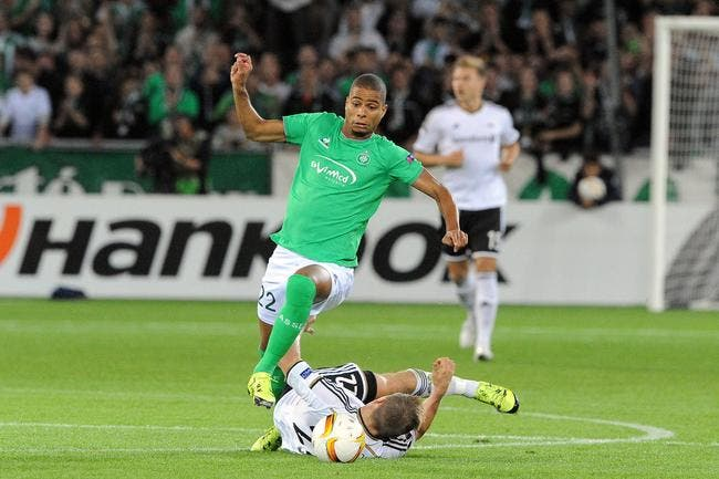 Un point c'est peu déplore l'ASSE après Rosenborg