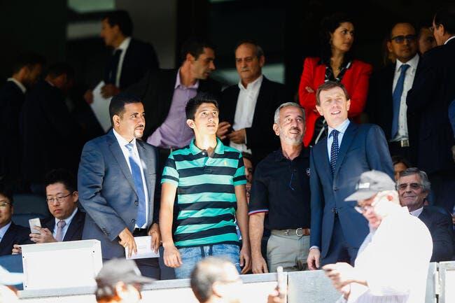 Photo : Le Real Madrid ouvre ses portes au réfugié syrien crocheté