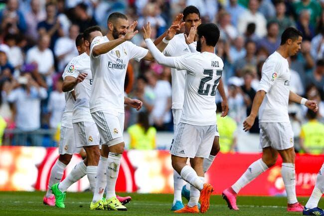 Real Madrid - Grenade 1-0