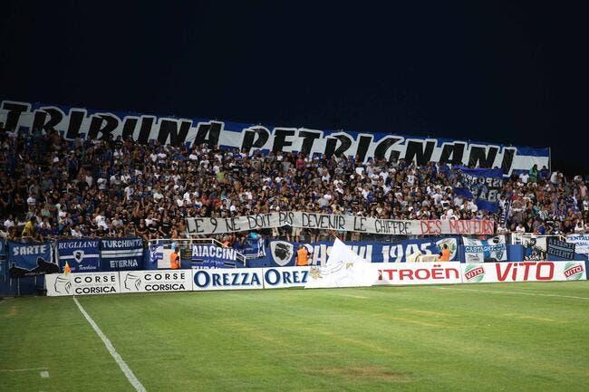 Incidents à Bastia entre supporters et forces de l'ordre