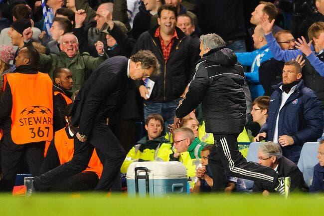 Le PSG drague Mourinho dans le dos de Blanc !