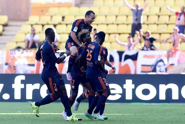 Lorient s'offre un match de fou à Monaco !