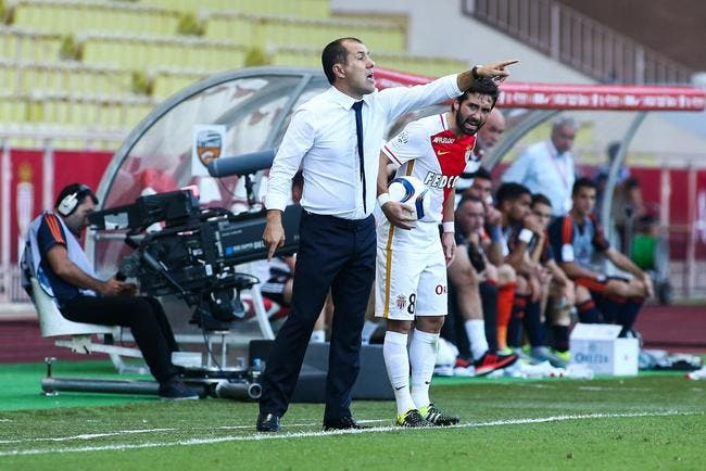 Pour Jardim, il ne manque qu'une chose à Monaco