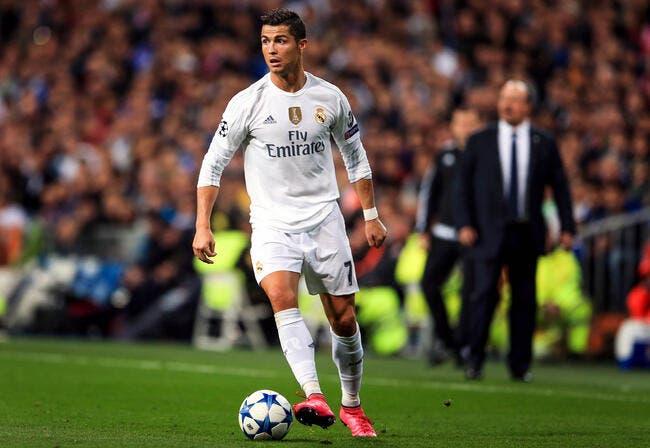 Le PSG riposte aux 150ME pour Cristiano Ronaldo