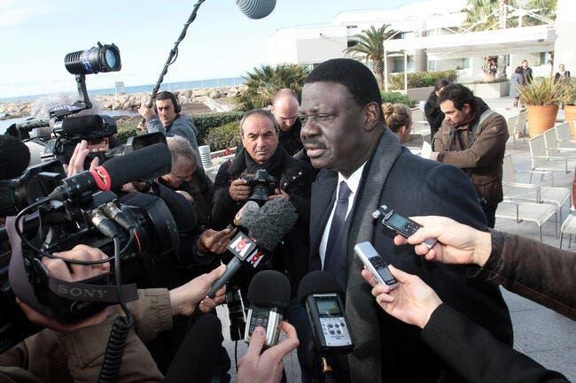 Pape Diouf accuse...Vincent Labrune évidemment