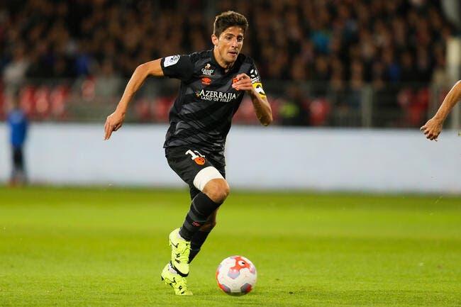 Valenciennes - Lens : 0-1