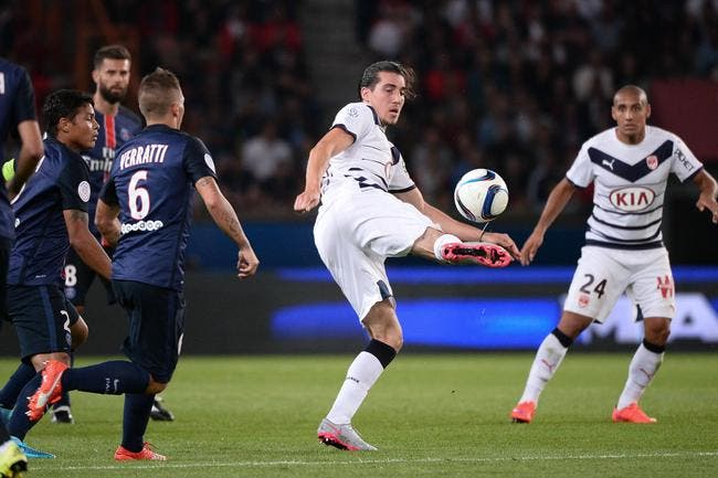 A 20 ans, il devient le modèle des attaquants de Bordeaux