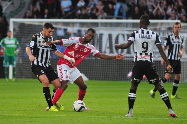 Angers-Reims, petit 0-0 du haut de tableau