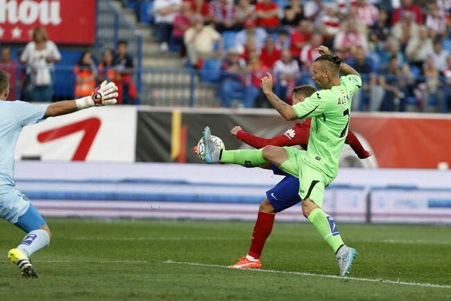 Atl. Madrid - Getafe 2-0
