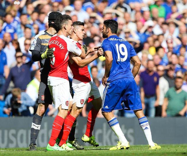 Diego Costa suspendu trois matchs