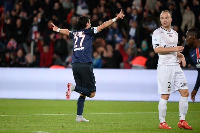 Le PSG à l'aise Breizh face à Guingamp