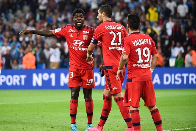 Umtiti tacle Labrune et félicite Valbuena