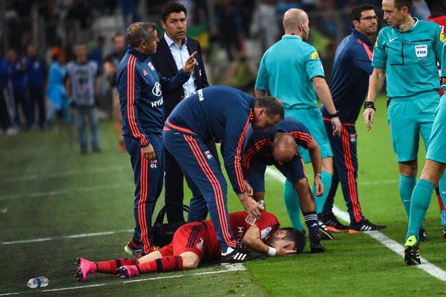 Valbuena, les craintes d'Aulas se confirment avant OL-Bastia