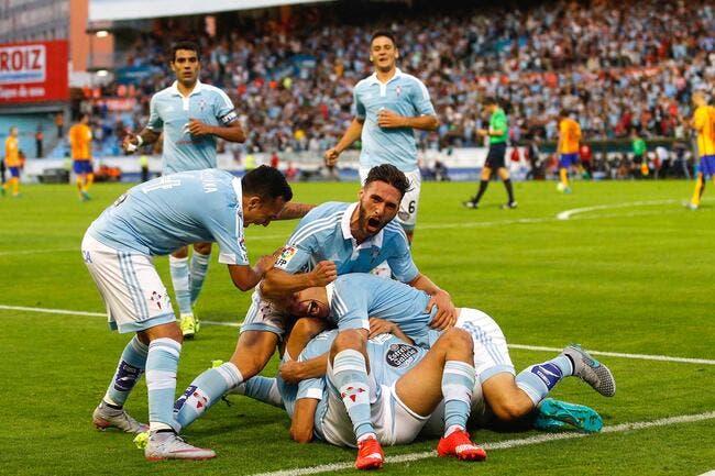 Celta Vigo - FC Barcelone 4-1