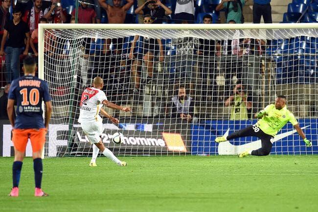 Monaco prolonge le cauchemar de Montpellier