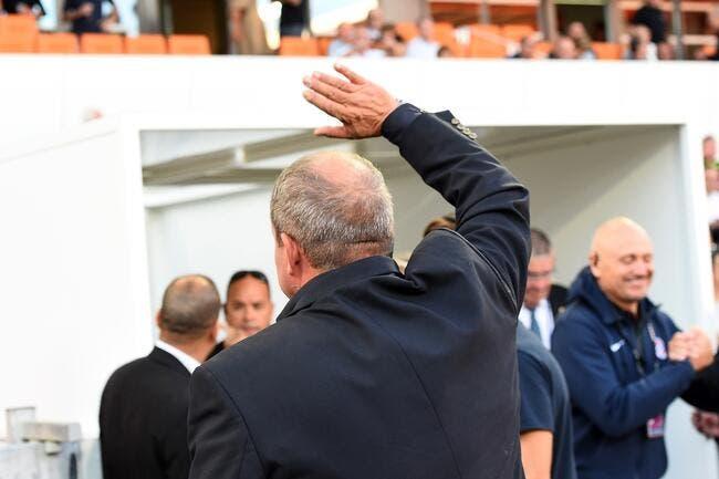 Montpellier est au bord du KO reconnait Courbis