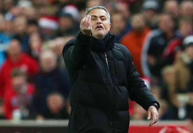 Gabriel blanchi, Diego Costa sali… Mourinho hallucine !