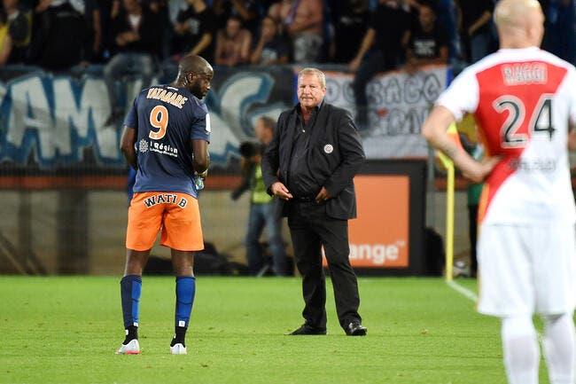 Montpellier ne lâche pas Courbis et le dit haut et fort
