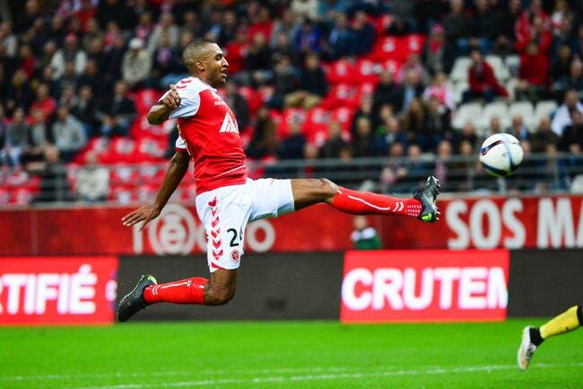 Reims bat Lille et se glisse sur le podium
