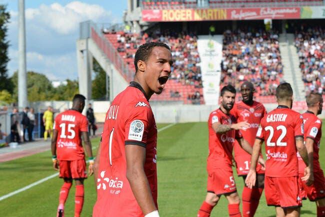 Dijon - Laval : 2-0
