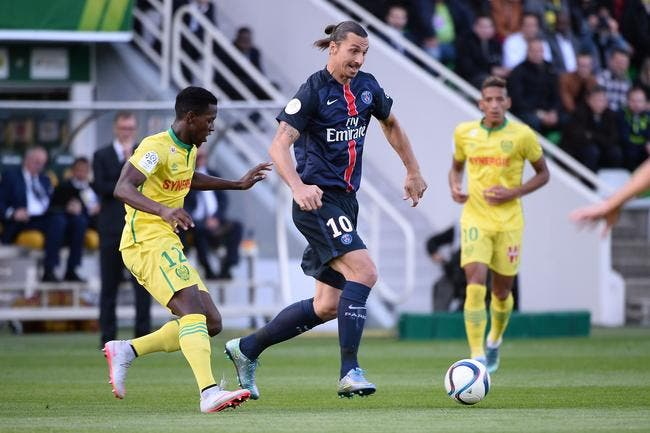 Le PSG fait exploser Nantes en 45 minutes !