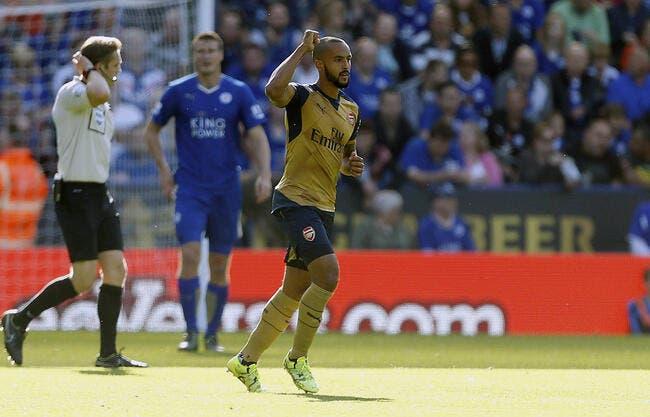 Leicester - Arsenal : 2-5