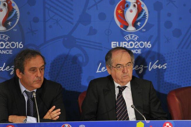 Platini, honnête et droit dans ses bottes selon la FFF