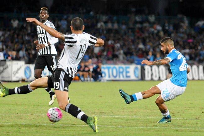 Naples - Juventus : 2-1