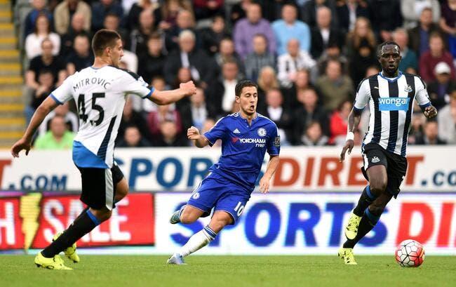 Newcastle - Chelsea : 2-2