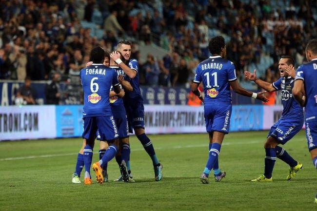 Rennes rate le coche, Bastia se fait respecter !