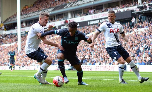Tottenham - Manchester City : 4-1
