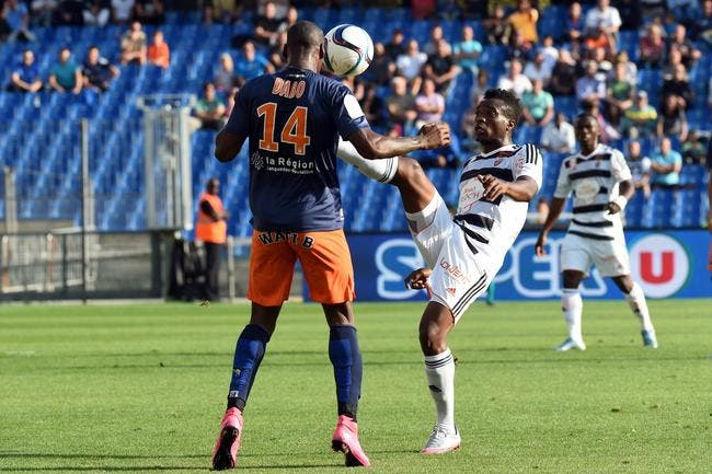 Montpellier décolle enfin sur le dos de Lorient