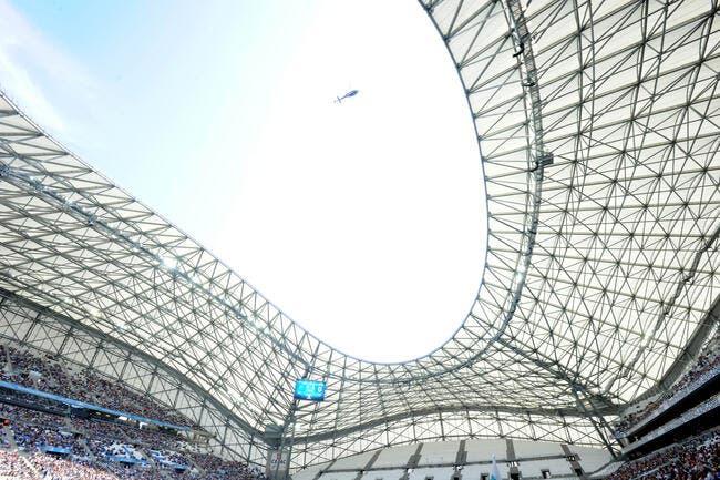 Un hélico au dessus du Vélodrome, l'explication est arrivée