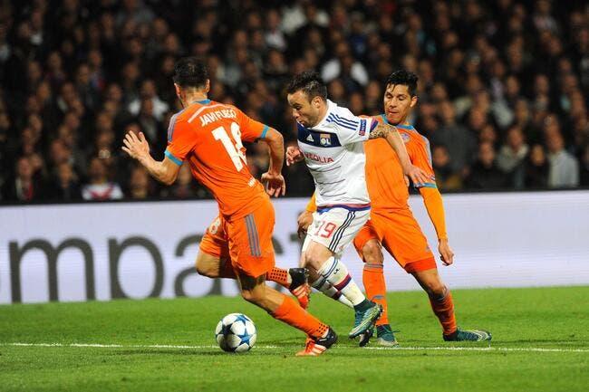 Football ligue des champions et pourtant l ol a fait son meilleur match olympique lyonnais - Match coupe d europe foot ...