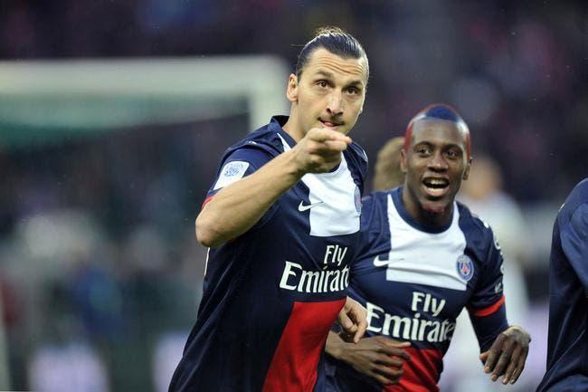 Le PSG prépare un cadeau pour le record d'Ibrahimovic