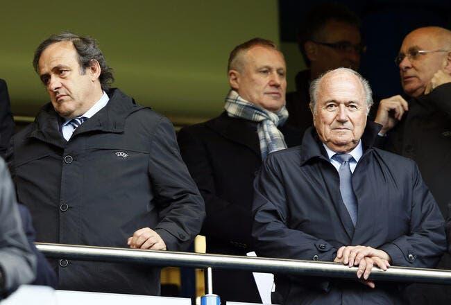 «Platini est fini» balance l'homme qui a combattu Blatter