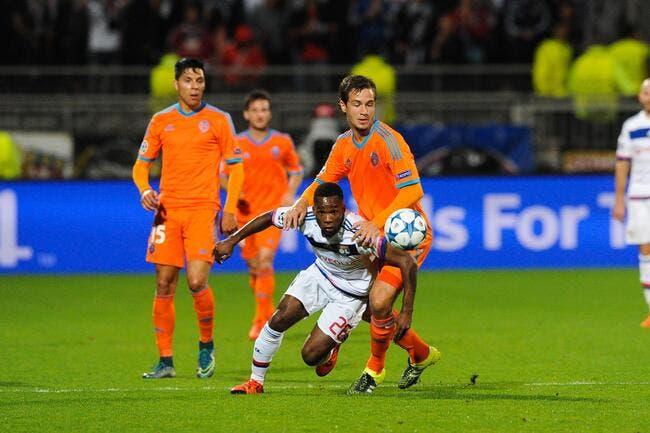 Valence éloigne déjà l'OL des 1/8e de finale !