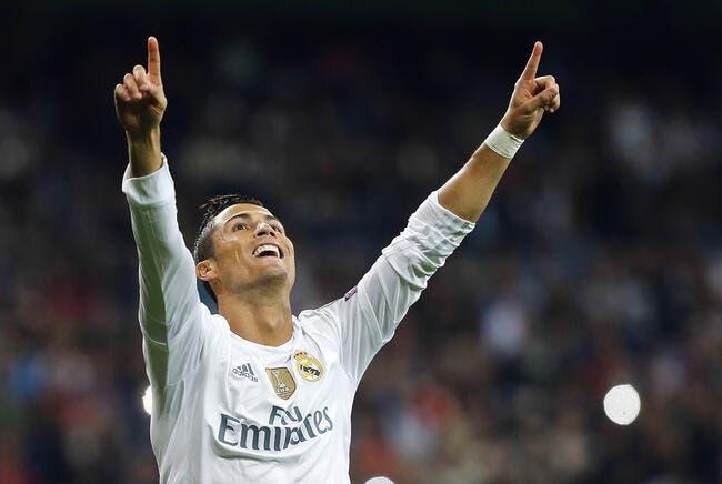 500e but de sa carrière pour Cristiano Ronaldo !