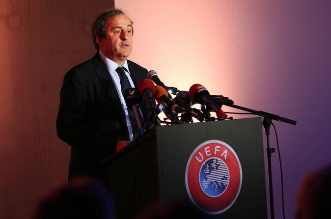 La justice suisse noircit l'avenir de Platini