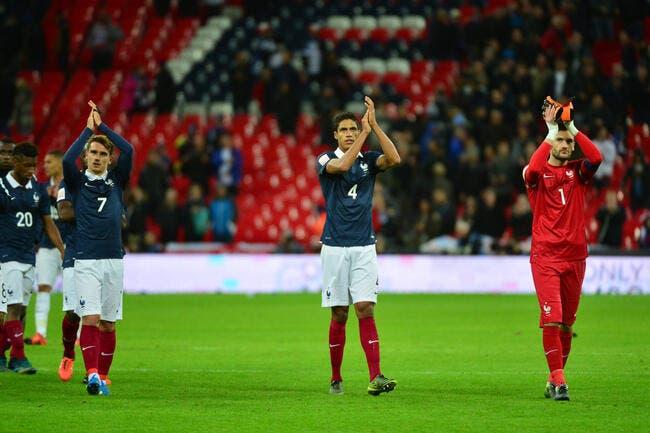 Lloris, Griezmann et Valbuena, les Bleus préférés des Français