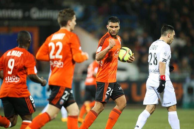 Lorient: Rose veut faire sa fête au nouvel OL