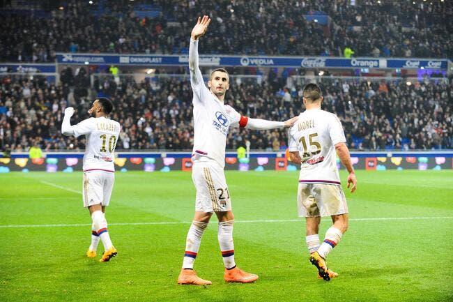OL: Gonalons, Gone à Lyon pour toujours?