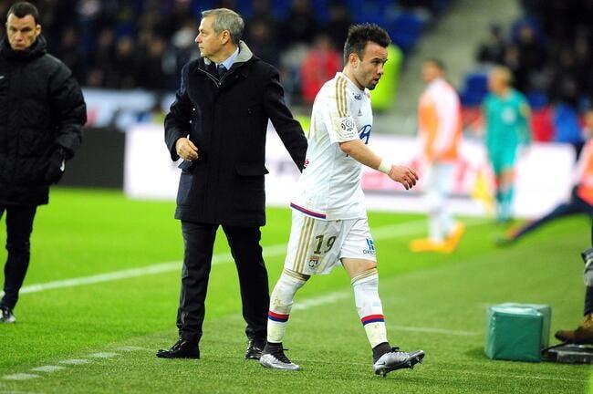 OL: Un accord pas si secret pour titulariser Valbuena à Lorient