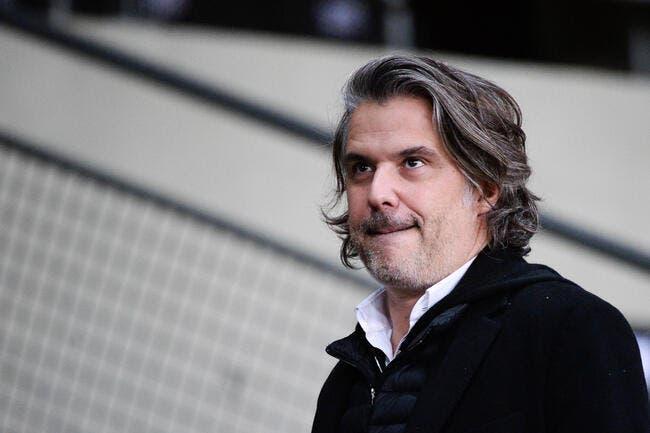 OM: Labrune l'avoue, il est jaloux du PSG