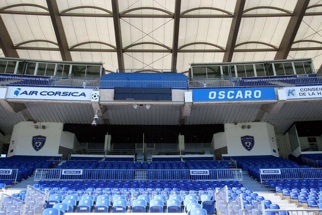 OM: Pas de supporters à Bastia