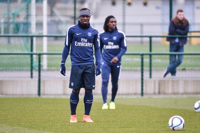 PSG: Aurier n'est pas retenu pour Paris-Nice