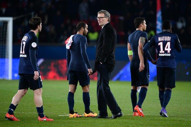 PSG: Blanc n'alignera pas sa meilleure équipe contre Nice